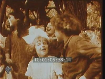 『労働』(1920年)でのジュヌヴォワ