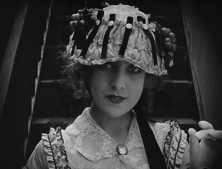 Jewel Carmen in The Half-Breed (1916)
