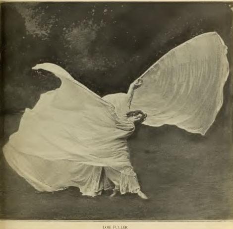 Loïe Fuller (Cinéa Magazine 1921-06-24 Cover)