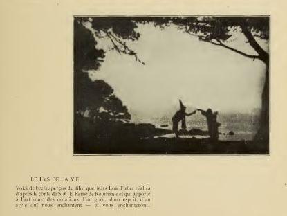 Le Lys de La Vie (Cinéa 1921-06-24)