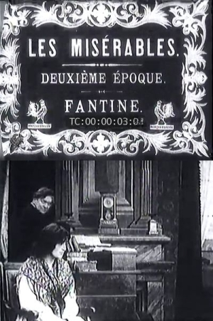 Marie Ventura in Les Misérables (1912)
