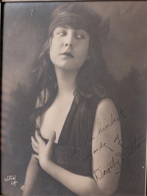 Dorothy Dalton Autographed Photo