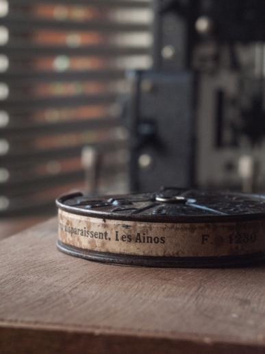 1912 - 9.5mm 『消えゆく民:アイヌの人々』