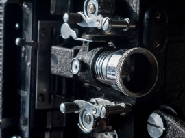 Elmo Yakushin-Go 16mm-8mm Dual Projector 01