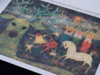 フリッツ・ラングのクリスマカード 02