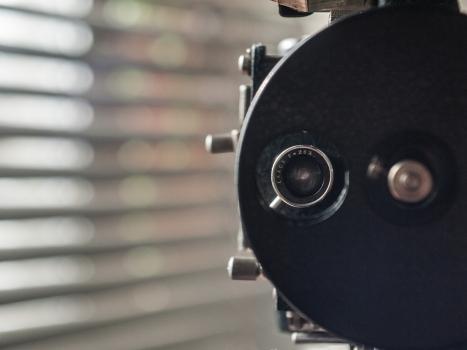 Alef Alescope 9.5mm projector01