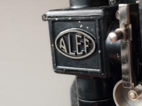 Alef Alescope 9.5mm projector02