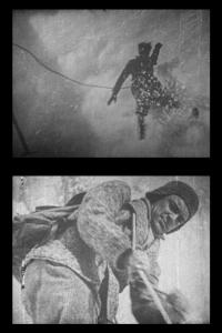 1929 -レニ・リーフェンシュタール主演 『死の銀嶺』05