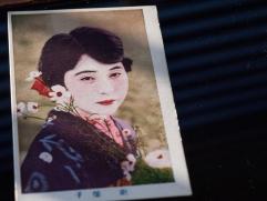 人気俳優ブロマイド(手彩色版、1920年代中頃)06
