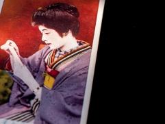 人気俳優ブロマイド(手彩色版、1920年代中頃)02