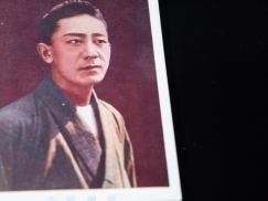 人気俳優ブロマイド(手彩色版、1920年代中頃)11