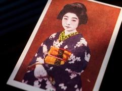 人気俳優ブロマイド(手彩色版、1920年代中頃)05