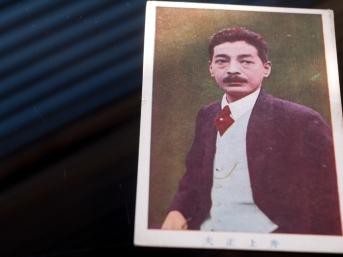 人気俳優ブロマイド(手彩色版、1920年代中頃)10