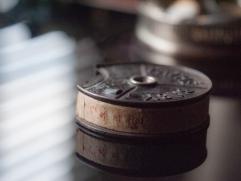 1909 - 9.5mm 『好敵手(良き猫には良いネズミ)』