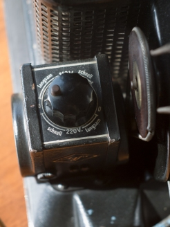 Agfa Record 16mm Projector 04