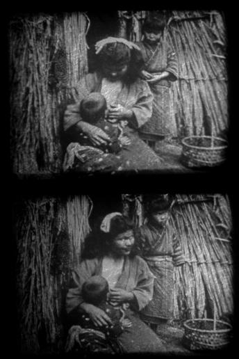 1912 - 9.5mm 『消えゆく民:アイヌの人々』05