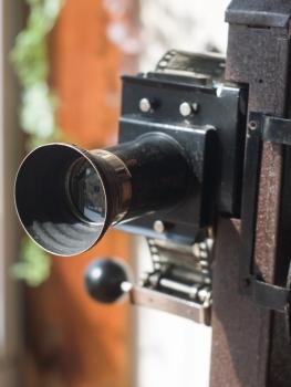 Alef 35mm projector 04