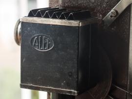 Alef 35mm projector 05