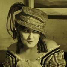 Alice Hechy in Das Alte Gesetz (1923)