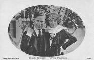 チャップリンとパヴロワ