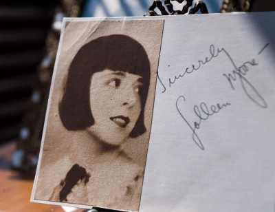 Colleen Moore Autographed Card