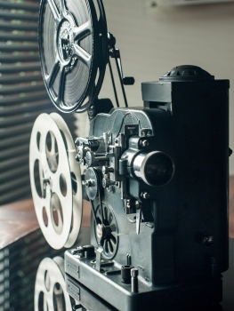 Paillard Bolex Dual Gauge Projector Model DA01