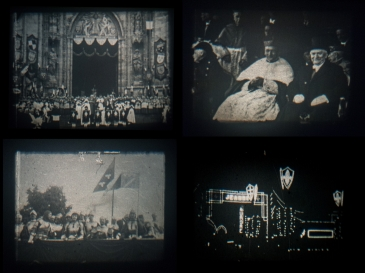 1929 - Dans la gloire : Fêtes du Cinquième Centenaire de Jeanne d'Arc 1429-1929 03