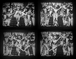 1912 - Napierkowska in Danses Cambodgiennes 01