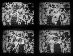 1912 - Napierkowska in Danses Cambodgiennes 02