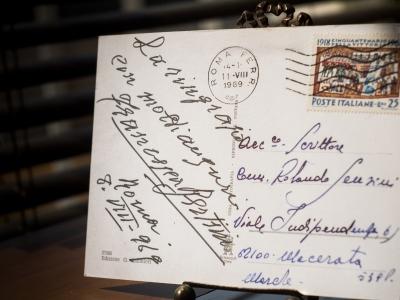 Francesca Bertini 1969 Letter