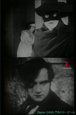 Harry Piel in Zigano (1920)