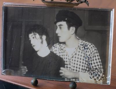 Hayakawa Sessue & Onoe Kikue