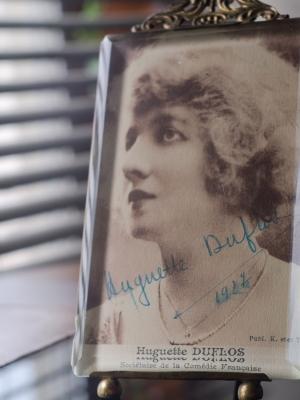 Huguette-Duflos