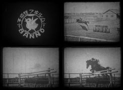1930年代中頃 - 9.5mm 『高等馬術』01