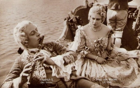 Lilly Flohr in Fridericus Rex (1922)