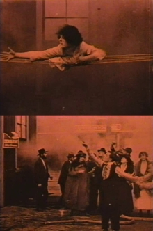 Molly Malone in The Garage (1920)