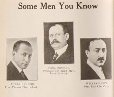 1920 Paul Brunet