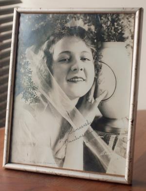 Pauline Curley c1920 Autographed Photo