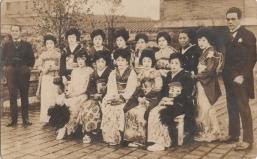 1925 - 大正14年の日活俳優揃え02