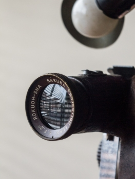 六櫻社 さくらスコープ 16mm サイレント映写機 01