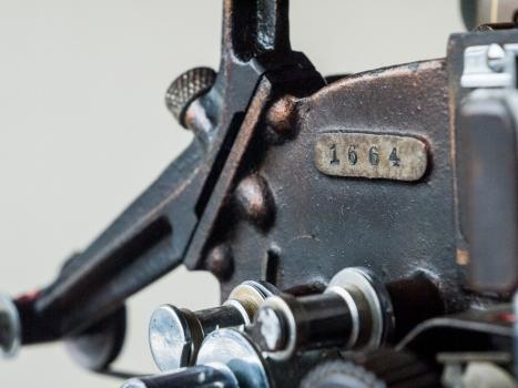 六櫻社 さくらスコープ 16mm サイレント映写機 05