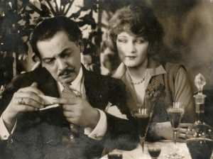 Alfred Gerasch in  Die Yacht der sieben Sünden (1928)