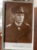 Bernhard Goetzke Autograph/Autogramm/Autographe/Autografo