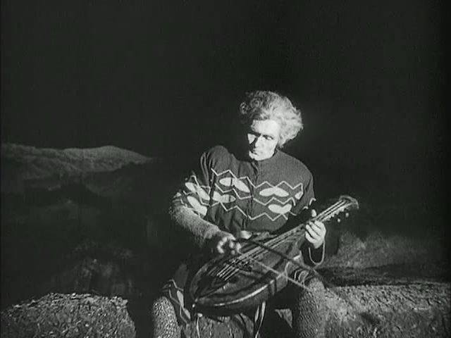Bernhard Goetzke in Nibelungen
