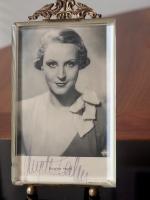 Brigitte Helm Autograph/Autogramm/Autographe/Autografo