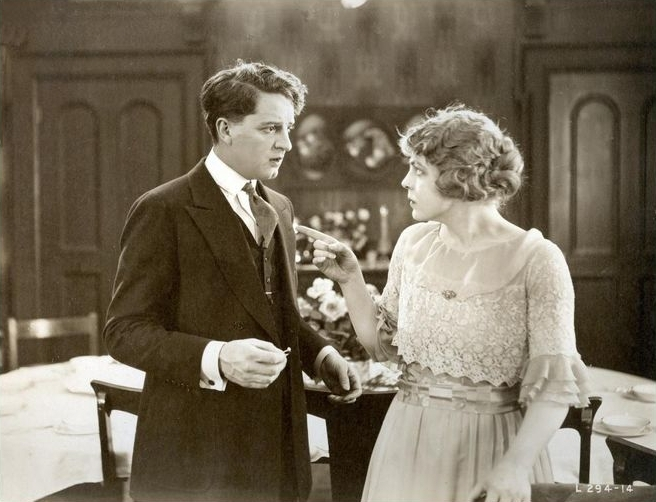 Bryant Washburnin A Very Young man (with Helene Chadwick)