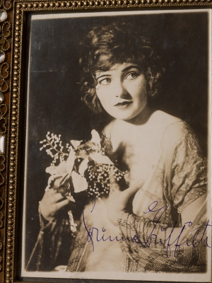 Corinne Griffith Autographed Photo