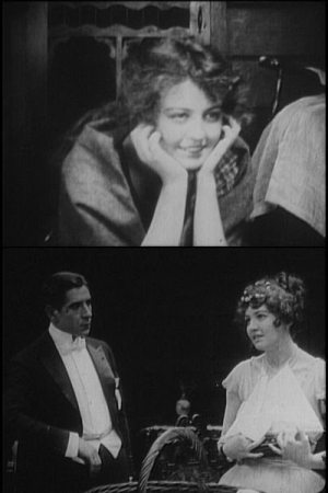 Doris Kenyon in A Girl's Follie (1917)
