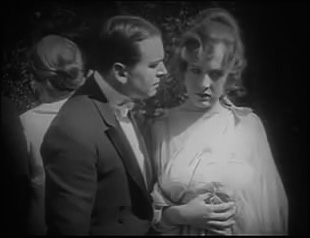 Jewel Carmen in Flirting with Fate (with Douglas Fairbanks)