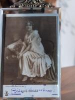 Lotte Neumann Autograph/Autogramm/Autographe/Autografo